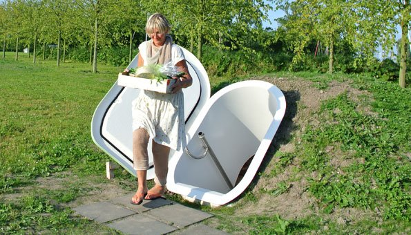 groundfridge nat rlicher k hlschrank ohne strom. Black Bedroom Furniture Sets. Home Design Ideas